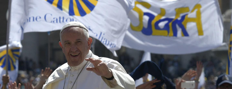 papa azione cattolica